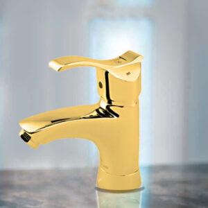 شیرآلات قهرمان مدل آبشار رویال طلایی