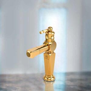 شیرآلات قهرمان مدل ارس طلایی