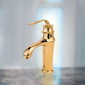 شیرآلات قهرمان مدل دریا طلایی